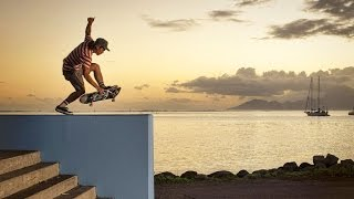 Finding Skate Spots in the Tropics  |  SKATE TAHITI Part 2