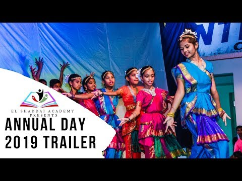 El Shaddai Academy Annual Day 2019 Trailer