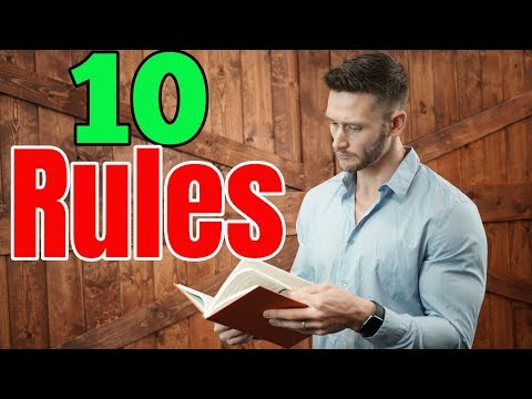 10 Commandments of Fasting - Everything You Need to Know