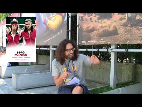 Cinè 2017- Conferenza Lucky Red: Il McEnroe di Shia LaBeouf