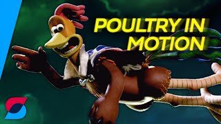 Why Chicken Run is the greatest film ever made