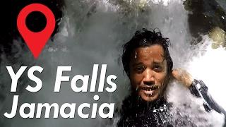 YS Falls Trip   Jamaica   2017