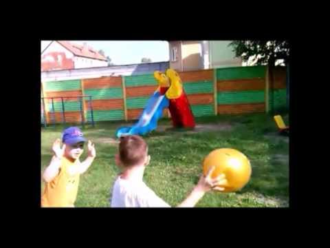 Подвижная игра   Ловишка с мячом