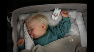 Video: Capidi Babyalarm Babymonitor