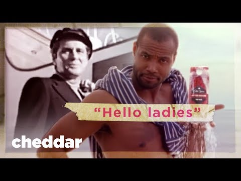 The Ad Campaign That Saved Old Spice - Cheddar Examines