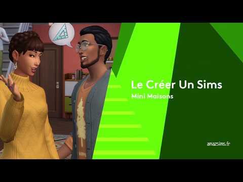Le Créer Un Sims (CAS) - Les Sims 4 Mini Maisons