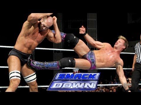 Chris Jericho vs. Antonio Cesaro:...