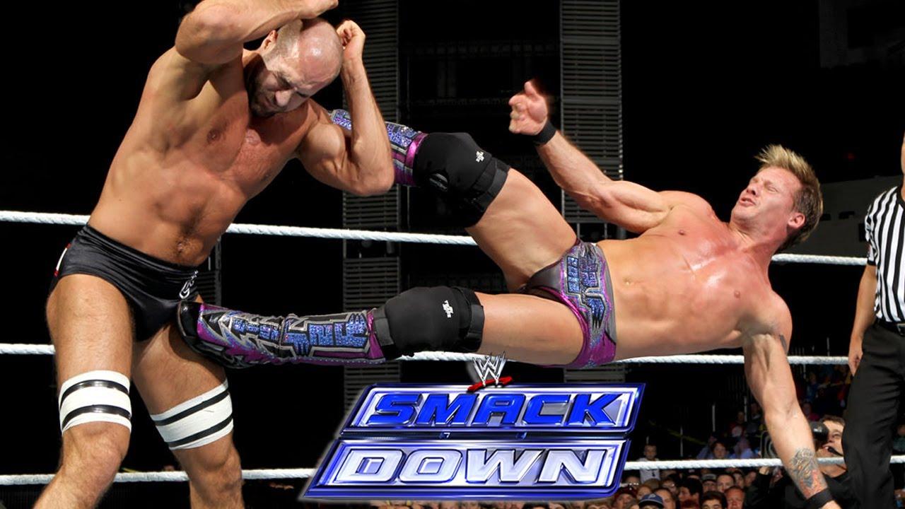 Chris Jericho Vs. Antonio Cesaro: SmackDown, May 17, 2013