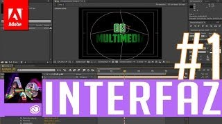 Introduccion a After effects CC / Conociendo la interfaz /#1/ @Adobe RD
