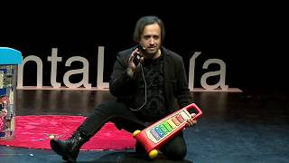 Halo Between: The Science of Love   Rick Maciel   TEDxPaseoSantaLucía