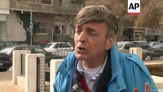 Damascenes on Syria talks