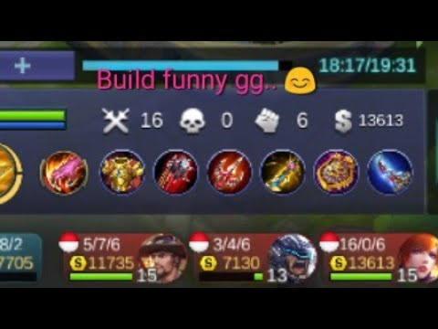 Build baru funny irit energy ala Bapak gamers