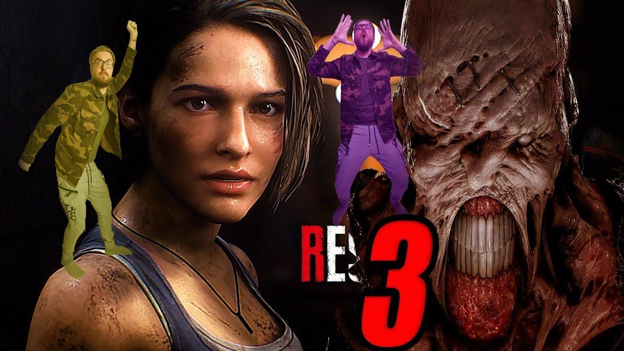 Resident evil 3 remake готовлю ТУАЛЕТНУЮ БУМАГУ