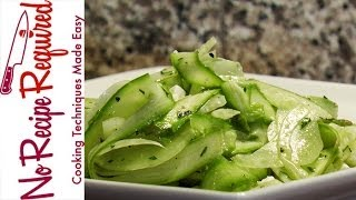 Asparagus Fennel Salad with Citrus Dressing