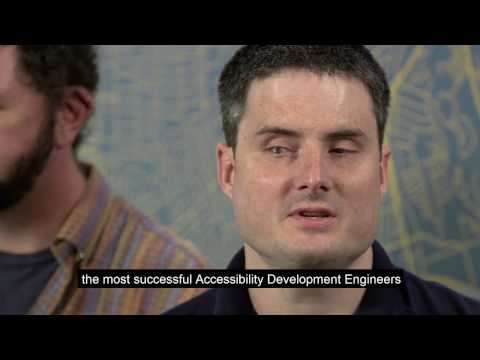 Devices Accessibility Engineering: Meet Peter & Marc