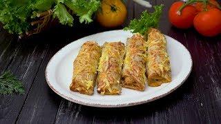 Как приготовить курицу в драниках - Рецепты от Со Вкусом