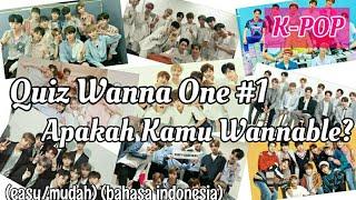 Quiz Wanna One #1 : Apakah Kamu Wannable? (mudah) Bahasa Indonesia | Nal Channel [baca Pin Komentar]
