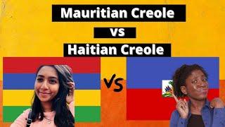 Mauritian Creole vs Haitian Creole| A Demonstrated Comparison- Fi Di Kulcha Episode 26