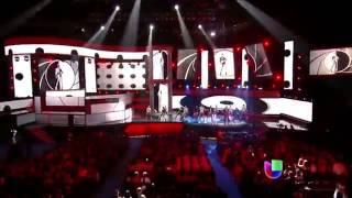 Daddy Yankee La nueva y la ex en Premio Lo Nuestro 2014