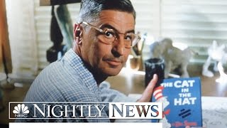 A Dr. Seuss 'Treasure' Discovered Decades after Death | NBC Nightly News