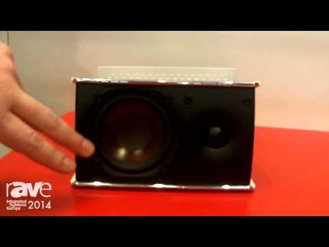 ISE 2014: Dali Shows Off Fazon Mikro Compact Speaker