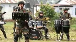 #terding  #TeriMitti #JaiHind  Assam Rifles Bad ,Performance