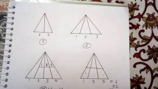 SSC Reasoning short tricks : Triangles counting | Logical Education