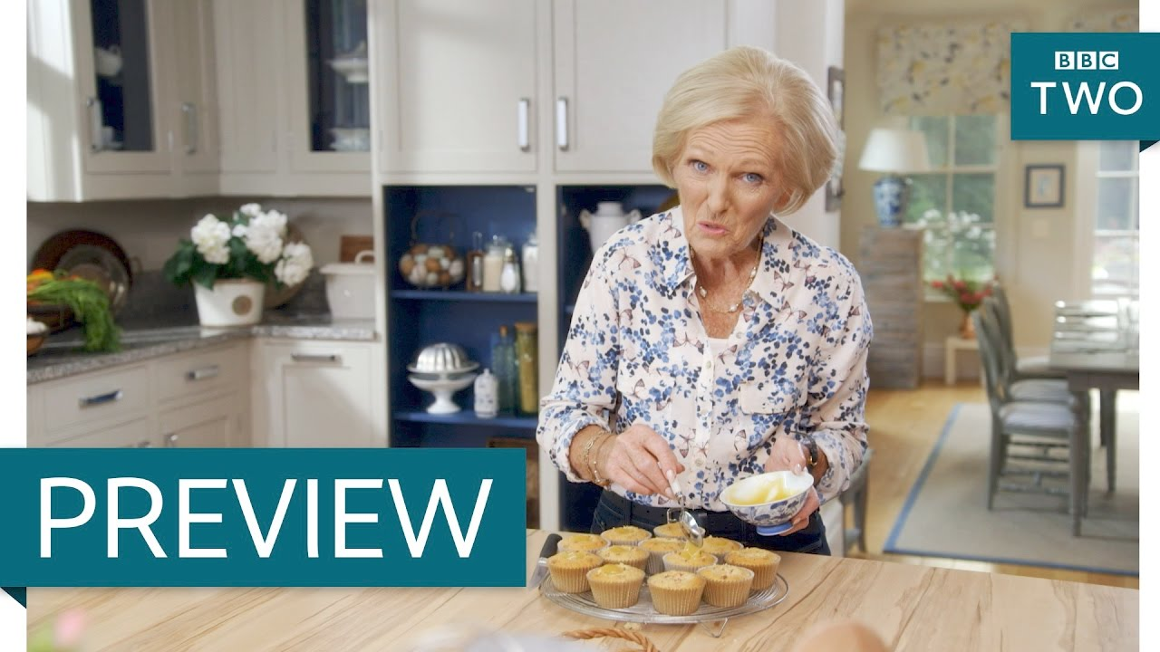 Delicious Cupcakes Mary Berry Everyday Episode 6 Preview Bbc Two
