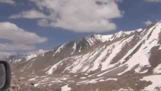 open skies in ladakh, a fan video