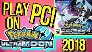 Emu nation pokemon ultra sun and moon on new citra gpu how to setup