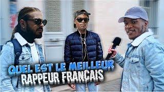 QUEL EST LE MEILLEUR RAPPEUR FRANÇAIS ?! - Micro Trottoir