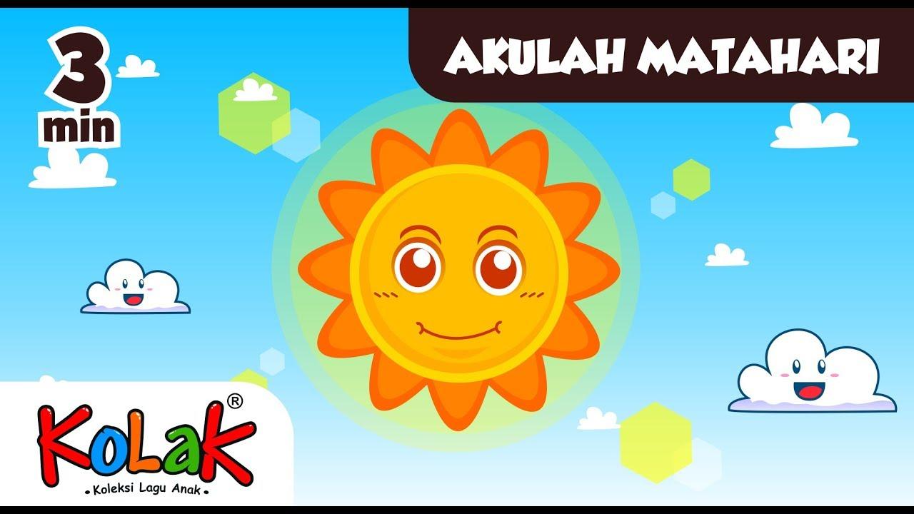 Lagu Anak Indonesia Akulah Matahari