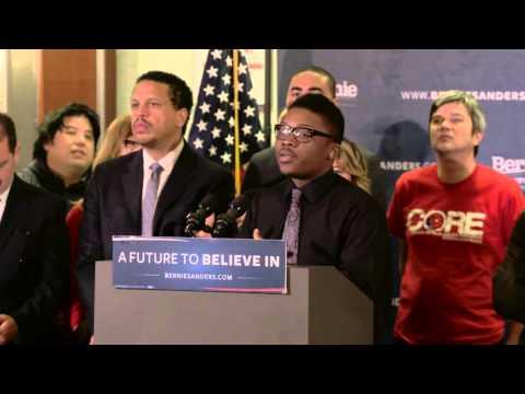 Rahm Emanuel Press Conference | Bernie Sanders