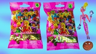 Playmobil Blind Bag Opening Series 4 Mystery Surprise Packs Girls Boys Collection Set toy Review