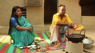 মাংসের শুটকি আর কুমড়ো বড়ি'র অন্যরকম রান্না- Exceptional Village Food