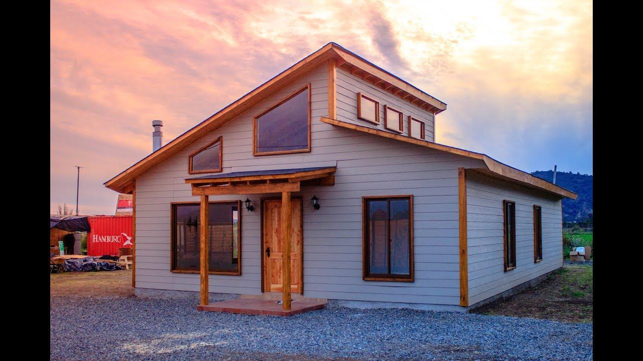 Constructora videla casa llaves en mano 9 youtube for Constructora casa