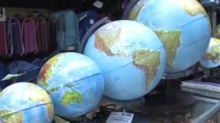 Как выбрать глобус. Купить настольный глобус!