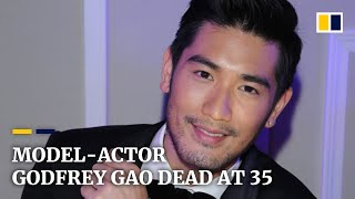 Taiwanese-Canadian actor Godfrey Gao collapses and dies while shooting reality show in China
