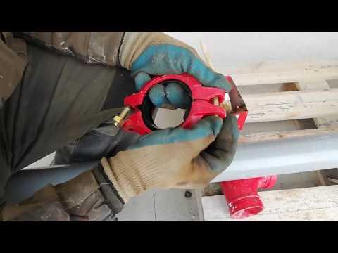 RidGid 300 Компакт безсварное соединение труб