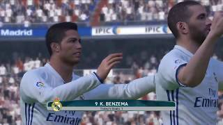 Pro Evolution Soccer 2017 Gameplay SMoKE Patch 9.1 Full