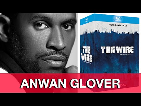 Anwan Glover   The Wire