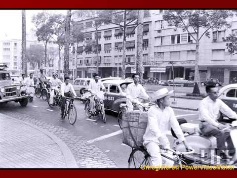 Sài Gòn ngày xưa 1961 -DLDY