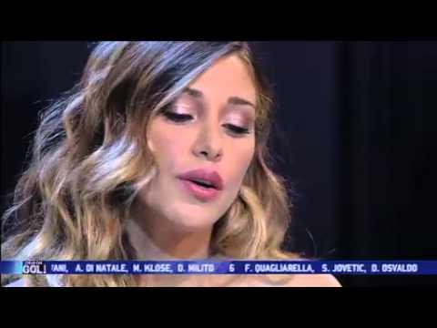 CIELO CHE GOL! Intervista a BELEN RODRIGUEZ  - canale 26