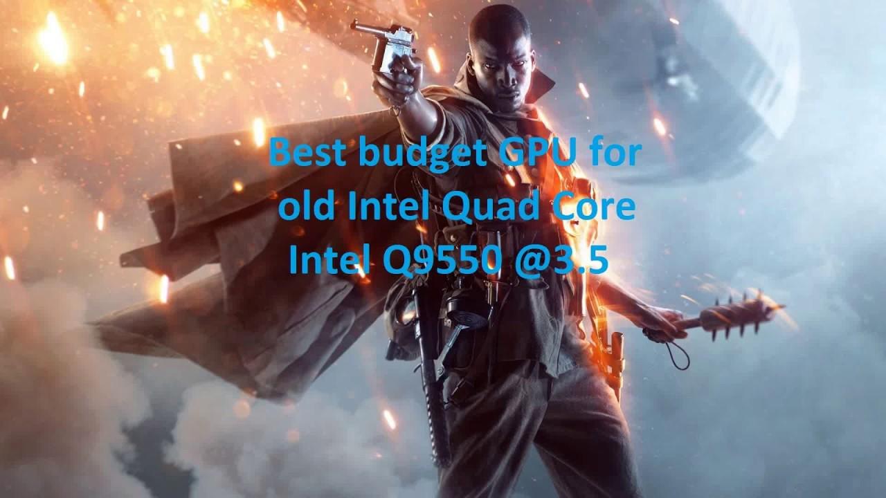 GTX 1050 2GB Perfect For Core 2 Quad Q9550