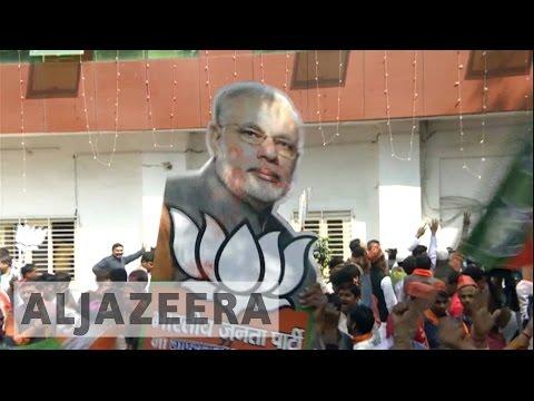 India: Modi's BJP wins big in Uttar Pradesh elections