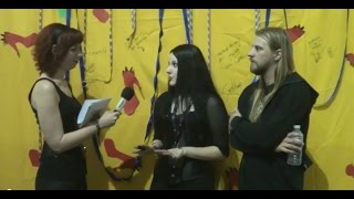 Draconian: interview at MFVF12