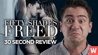 FIFTY SHADES FREED - 50 Word Review