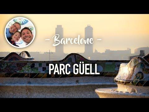 [Barcelone] Comment visiter le Parc Güell gratuitement ?
