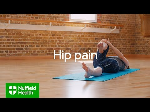 Check if you need treatment for hip pain Nuffield Health