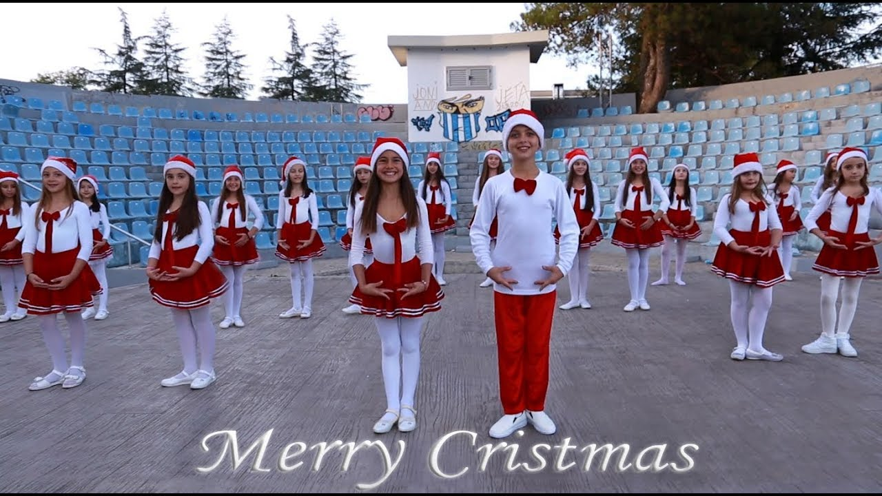 Merry Christmas 2018 Dance Cover Crazy Frog Last Christmas Youtube